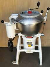 Stephan Berkel Vcm-40 40Qt Tilting Vertical Cutter Chopper Mixer 3Ph Works Great