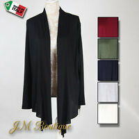 Womens Cardigan Thin Spring Italian Quirky  Jacket Plus Size 14-20