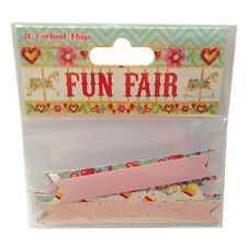 Pack feria divertido Por Helz Cuppleditch Garland Banderas Ideal Para Tarjetas y Manualidades