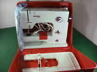 Bernina 807 Electric Portable Freearm Sewing Machine