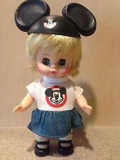 "Vintage 1971 Horsman Disney Mouseketeer Mickey Mouse Club Doll 8"" Sleepy Eyes"