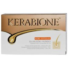 Valentis KERABIONE ( Biocell ) Hair 60 Capsules (Made in Switzerland) UK Stock