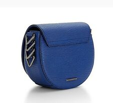 NWT $195 Rebecca Minkoff Small Astor Crossbody Royal Blue Leather