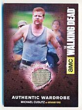 The Walking Dead Season 4 Part 2 Michael Cudlitz Abraham Ford Wardrobe #M36 QTY