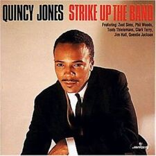 New: QUINCY JONES - Strike Up the Band CD [IMPORT on Folio Records]