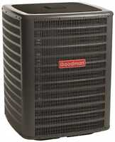 Goodman GSZ160421 16 SEER 3.5 Ton Heat Pump Split System Air Conditioner R-410A