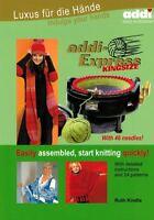 Turbo-Knitting with addi-Express Kingsize - addi Pattern Book
