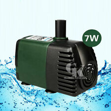220V,Submersible Pump 198 GPH Aquarium Powerhead Pond Fountain Water Hydroponic