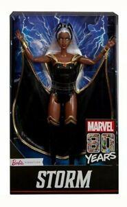 Storm Barbie - Anniversary Collectible - Queen of Wakanda - Black Panther II