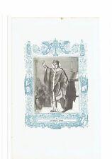 1852 Grabado, San Modesto Obispo