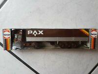 """Herpa Miniaturmodell Packung   LKW HO Modell- """"Pax  """" 1:87 in Karton"""
