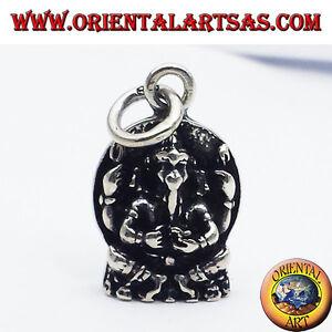Silber Anhänger, Ganesha Oder Ganesh