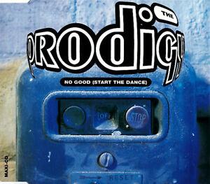 The Prodigy – No Good (Start The Dance). CD Single. New