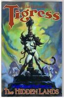 TIGRESS HIDDEN LANDS #1, NM, Femme, Mike Hoffman, 2003, more indies in store
