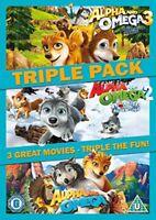 Alpha and Omega (Triple Pack) [DVD][Region 2]