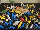 Vintage+Prehistoric+Dinosaur+Caveman+Playset+Marx%3F+1960s+Collection+57+Piece