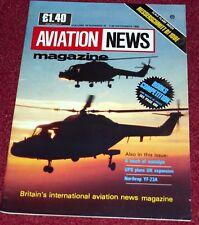 Aviation News 19.15 YF-23A,Bf109,Trislander,RAF 578 Squadron