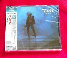 TOTO HYDRA JAPAN AUTHENTIC CD NEW BSCD2 BLU SPEC 2 SICP-30122