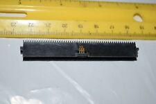 Te 1-104068-7 100-Pin 1.27mm Straight Thru-Hole Header New Quantity-2