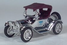 Ertl Hershey's Chocolate 1914 Chevrolet Roadster In Wood Collector's Box