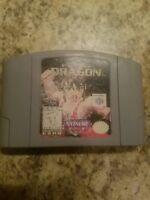 FLYING DRAGON Nintendo 64 N64