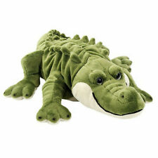 NEW WILD REPUBLIC Soft Plush CROCODILE 44cm Stuffed Animal Toy ~ Cuddlekins