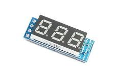 Lc technology 0 - 50V led rouge voltmètre LC-3 dc batterie Arduino flux Workshop