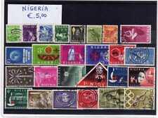 Lotto Francobolli NIGERIA Q242