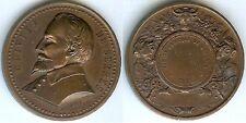 Médaille de table - LAIGNES 1882 comice agricole d=42mm DESAIDE Olivier de SERRE