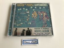 Foster The People - Supermodel - Album 2014 - CD - Neuf Sous Blister