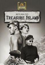 Return to Treasure Island - Region Free DVD - Sealed