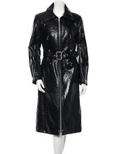 SPECTACULAR, CRAZY COOL, NWT JUNYA WATANABE $5K FAUX LEATHER COAT