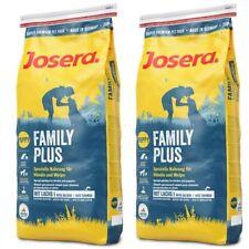 2 x 15 kg Josera Family Plus ***BESTPREIS*** von deutschem Topseller