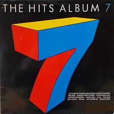2 LP`s THE HITS ALBUM volume 7 various HITS ,VG+,cleaned  BMG UK Press. von 1987