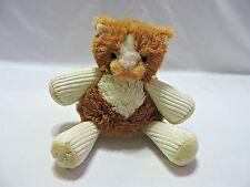 "Scentsy Buddy Baby Scratch Cat Kitty Plush Stuffed Animal 8"" Soft Scent Pak Luna"