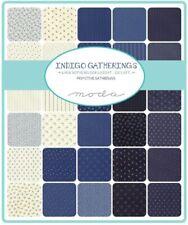 INDIGO GATHERINGS line ~ MODA~Primitive Gatherings~Sold by the Yard