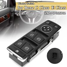 Driver Side Door Power Window Switch For Mercedes Benz C E Class GLK A2049055302