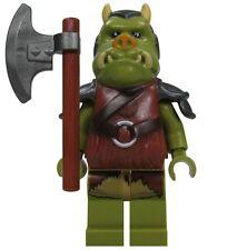Lego Star Wars Gamorrean Guard w/ Axe, Jabba's Palace 9516 Rancor Pit 75005 NEW