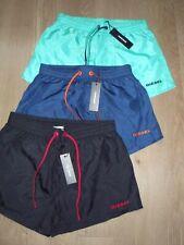 Diesel BMBX Sandy 2.017 Beach Swim Shorts Navy Black Green XS S M New
