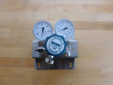 Airgas Y12-244D350 Two Stage Brass 0-100 PSI Analytical Cylinder Regulator