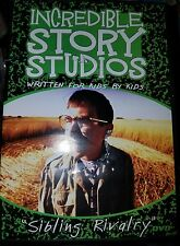Incredible Story Studios - Vol. 2 (DVD, 2006) Sibling Rivalry