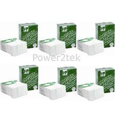 60 x Genuine NVM-1CH Sacchetti Polvere Per Numatic NV250 NV350 nvh180