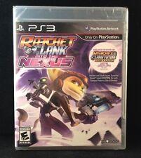 Ratchet & Clank: Into the Nexus (Sony Playstation 3) Brand New / Region Free