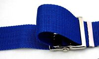 US Seller- 2 Brand New Gait Belt in Blue 60 in - 2 Pieces Total Free Shipping