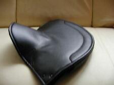 new LARGE LYCETTE SOLO SEAT SADDLE UPPER COVER BSA for TRIUMPH NORTON+seatcover