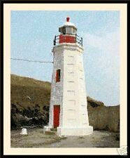 Lybster Lighthouse, Cross Stitch Kit