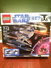 Lego 8016 Star Wars The Clone Wars Hyena Droid Bomber New Unopened NIB Sealed