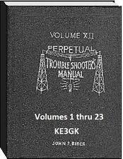 *** Vintage Tube Radio and Amplifier Schematics *** DVD * PDF * 600dpi