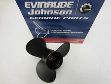 """New 9-1/4"""" x 9"""" Pitch Propeller Johnson Evinrude 9.9HP - 15HP Outboard 763458"""