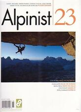 Mountaineering: Climbing, Alpinist Magazine #23 - Brand New, Unread